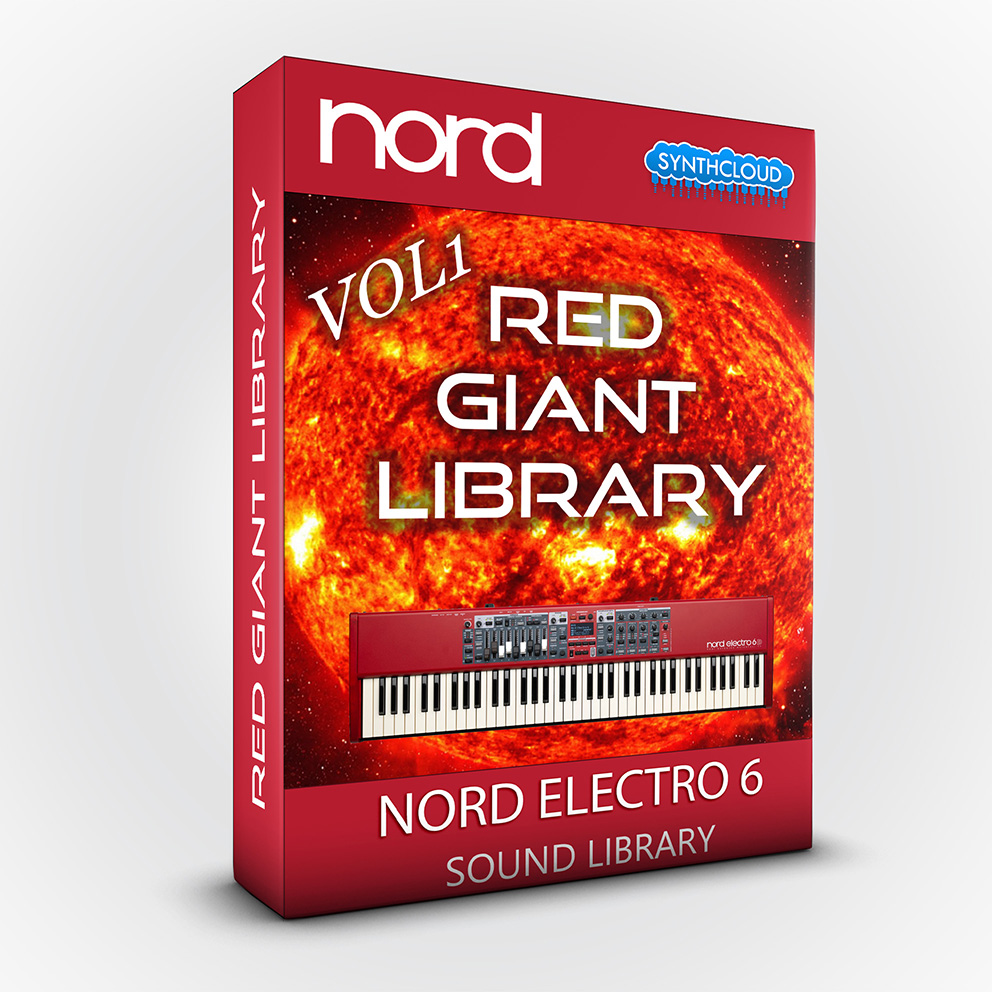 ASL001 - Red Giant Library Vol.1 - Nord Electro 6