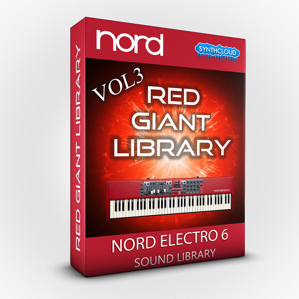 ASL003 - Red Giant Library Vol.3 - Nord Electro 6