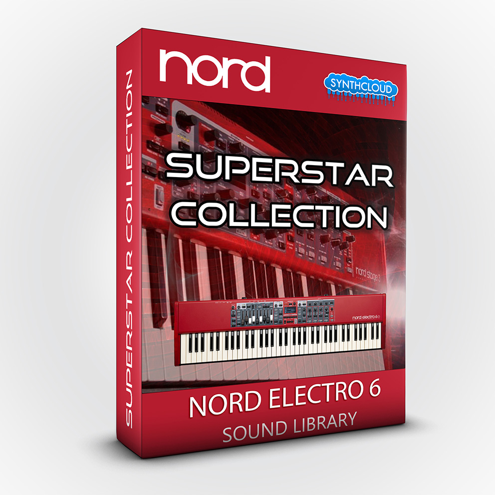 synthcloud_nordelectro6_superstarcollection