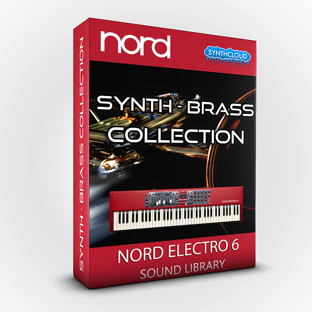 synthcloud_nordelectro6_synth_brasscollection