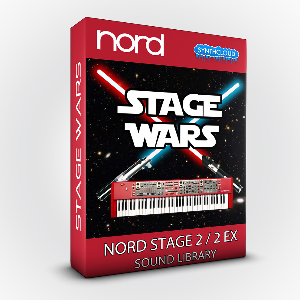 SLL014 - Stage Wars Library - Nord Stage 2 / 2EX