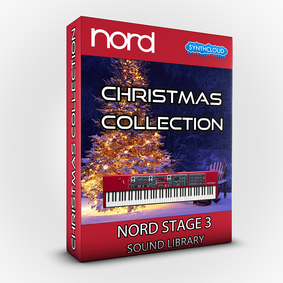 ASL022 - Christmas Collection - Nord Stage 3