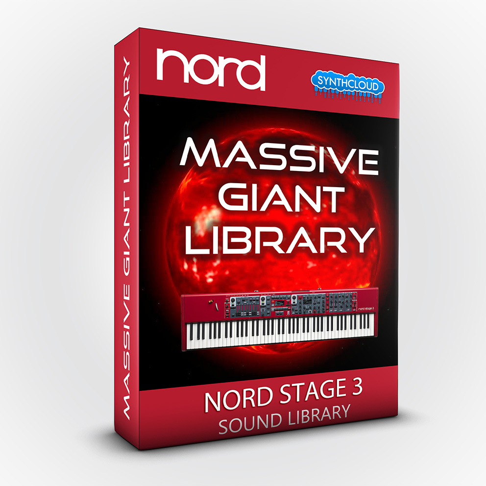 ASL004 - Massive Giant Library - Nord Stage 3