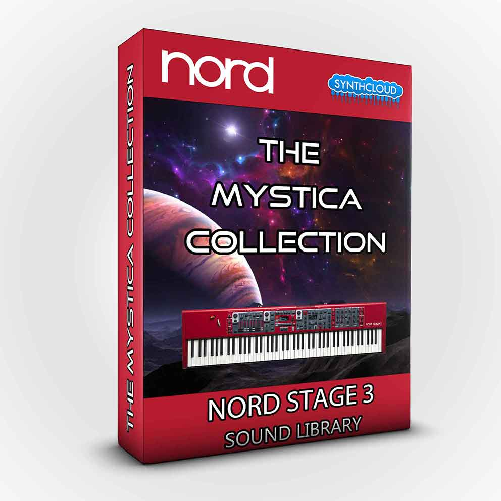 SLL023 - The Mystica Collection - Nord Stage 3
