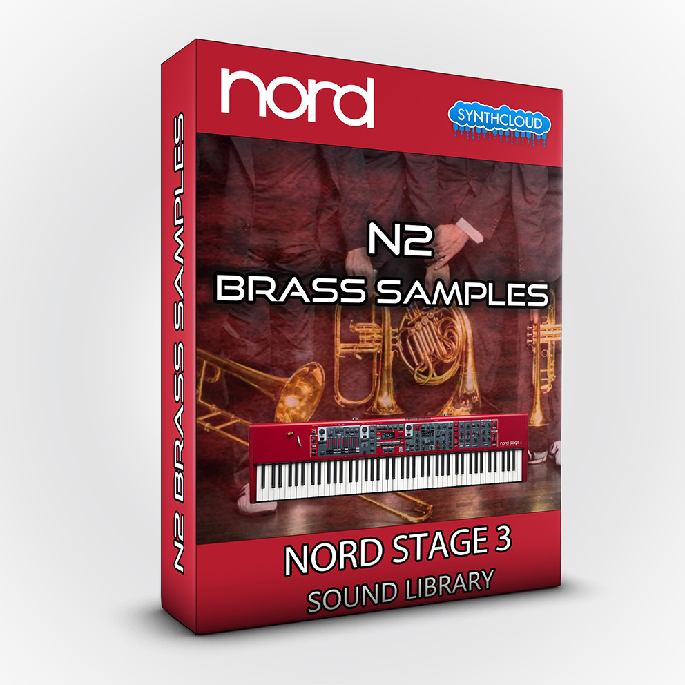 SCL121 - N2 Brass Samples - Nord Stage 3