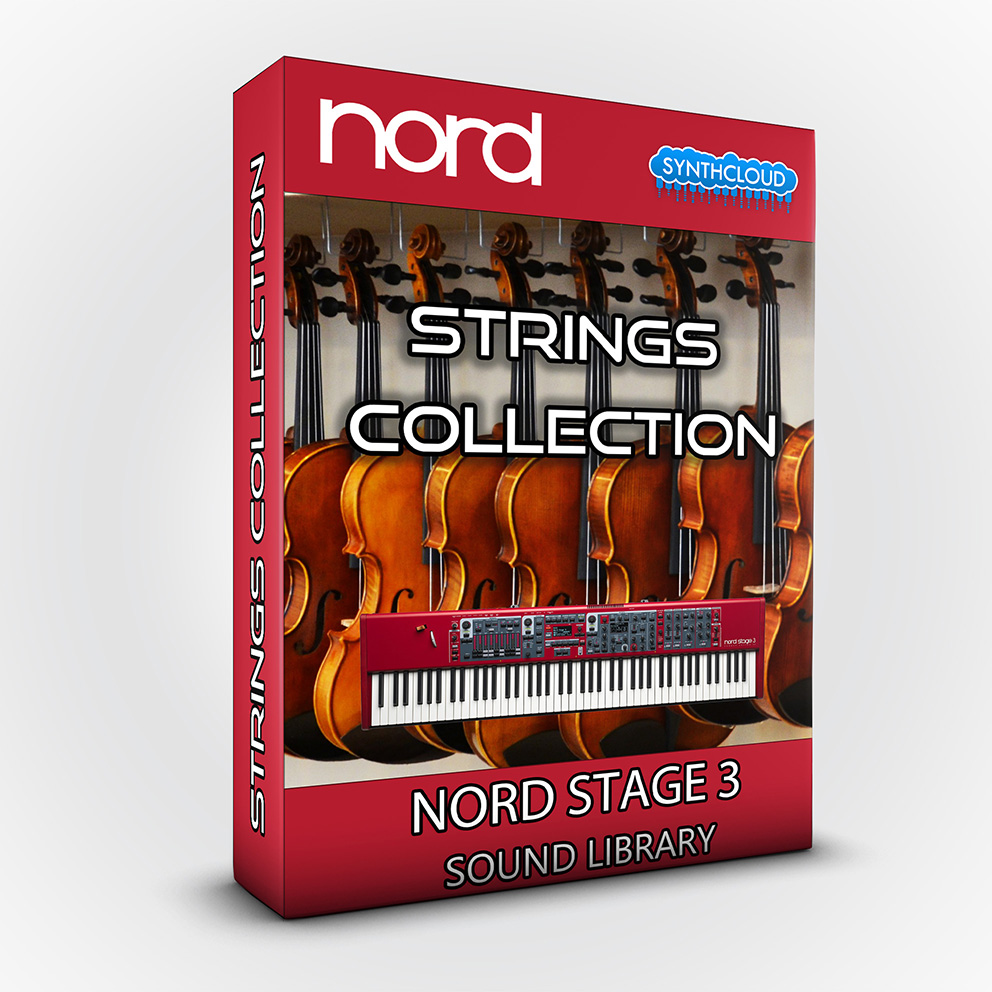 ASL017 - Strings Collection - Nord Stage 3