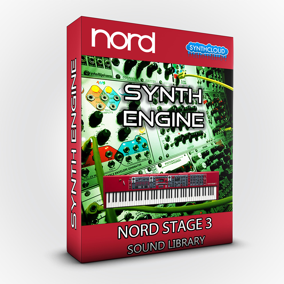 ASL020 - Synth Engine - Nord Stage 3