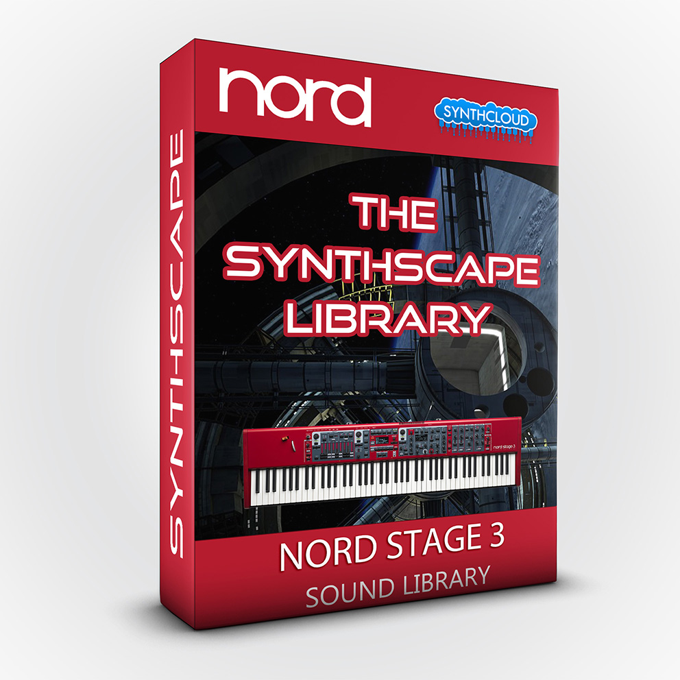 SLL022 - The Synthscape Library - Nord Stage 3