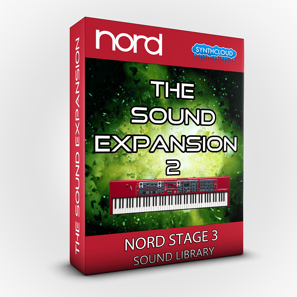 SLL020 - The Sound Expansion 2 - Nord Stage 3