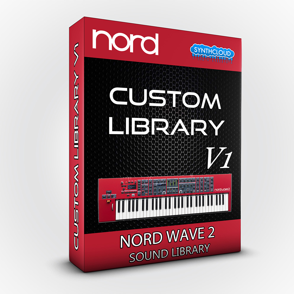 SCL75 - Custom Library V1 - Nord Wave 2