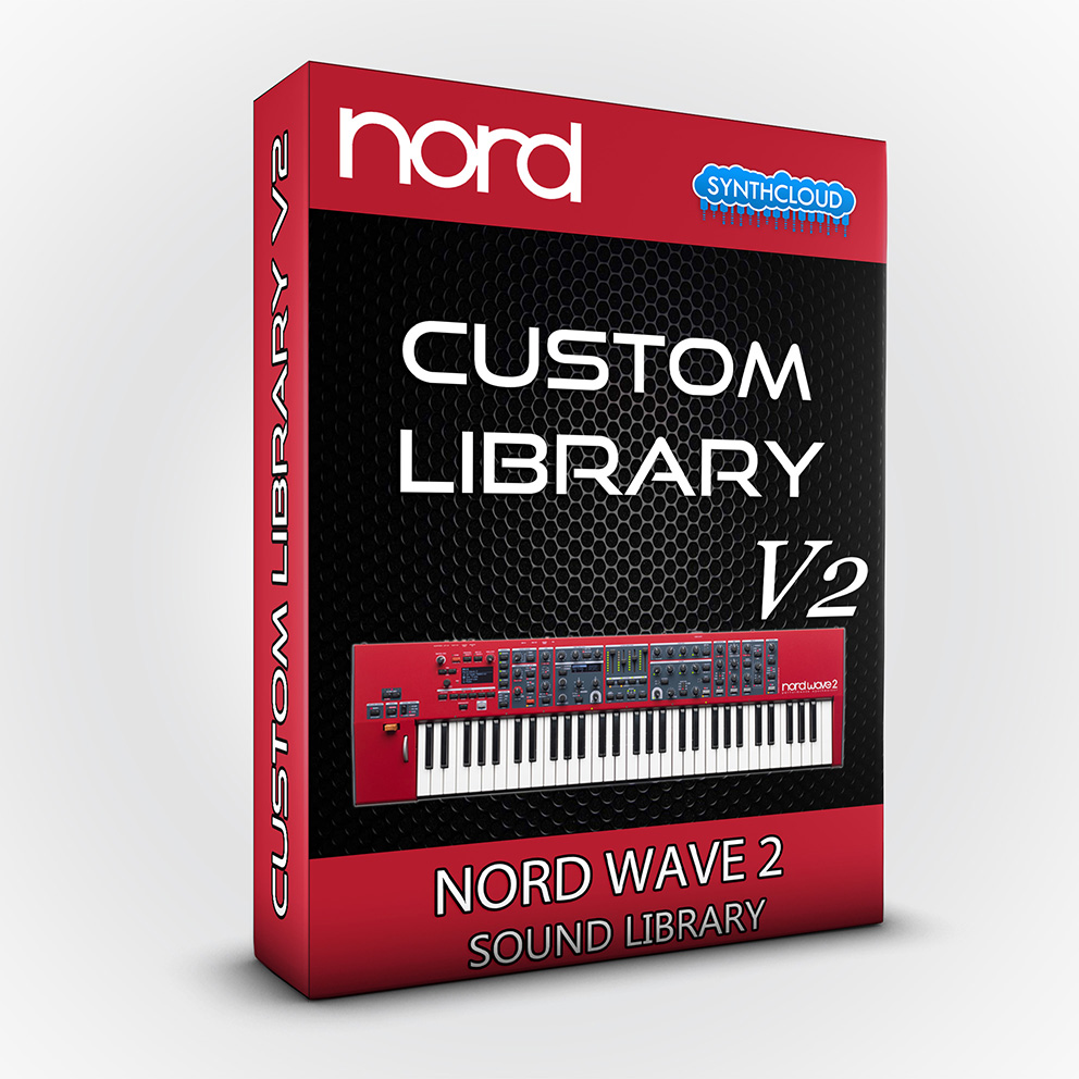 SCL76 - Custom Library V2 - Splits and Layers - Nord Wave 2
