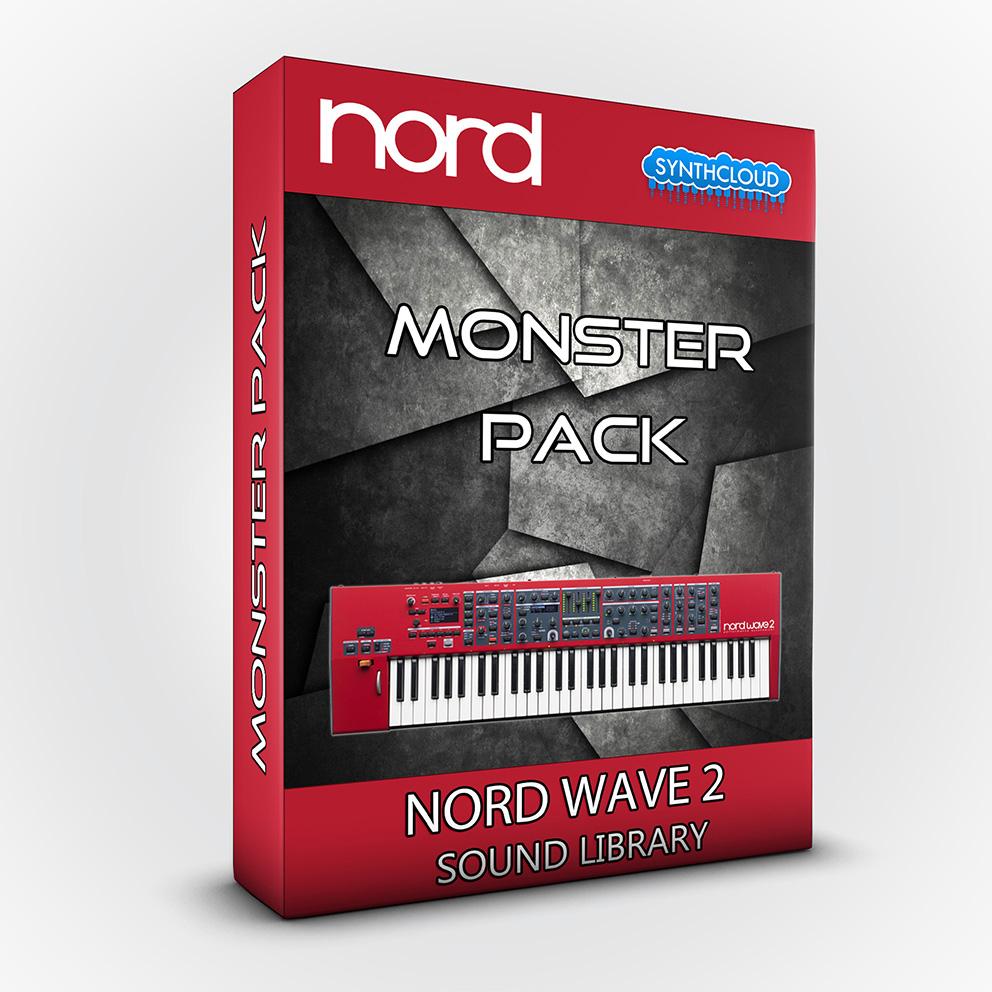 LDX152 - Monster Pack - Nord Wave 2