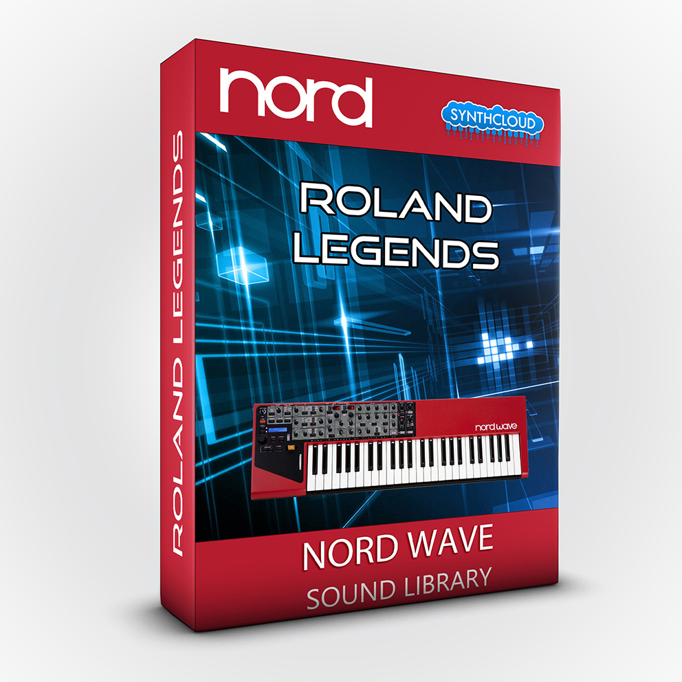 LDX190 - Roland Legends - Nord Wave