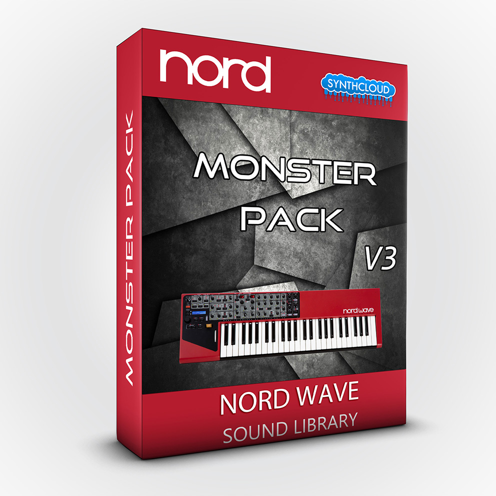 LDX192 - Monster Pack V3 - Nord Wave