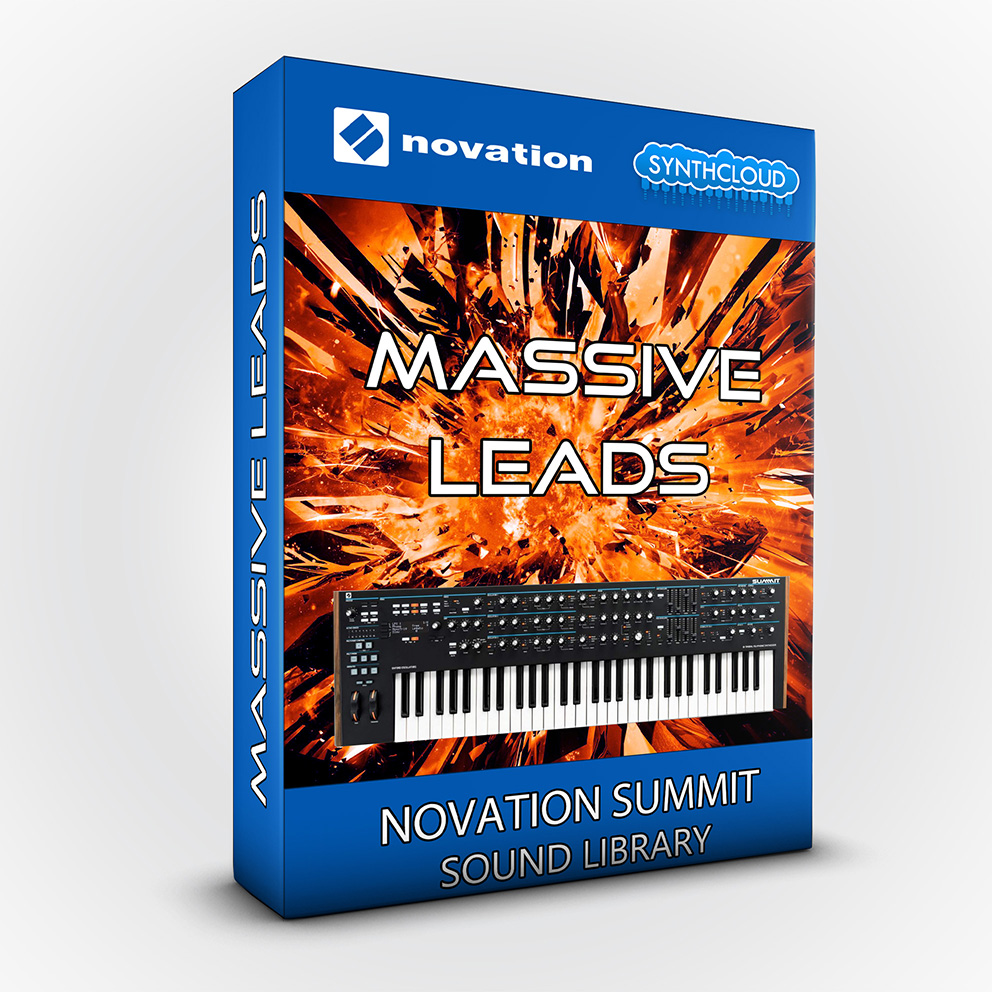 SCL159 - Massive Leads - Novation Summit
