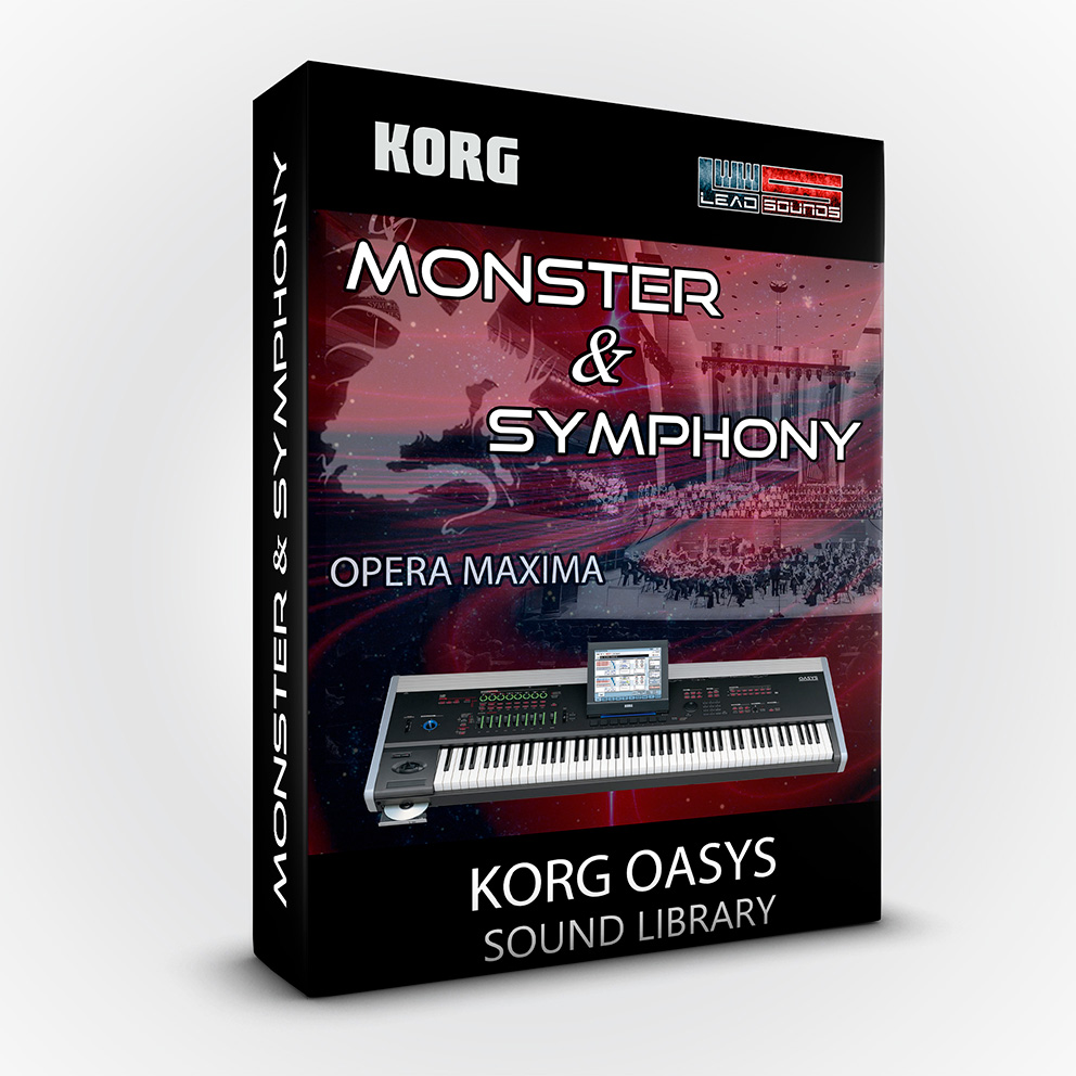 Monster and Symphony - Korg Oasys
