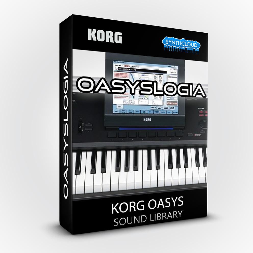 SCL108 - OASYSLOGIA - Korg Oasys