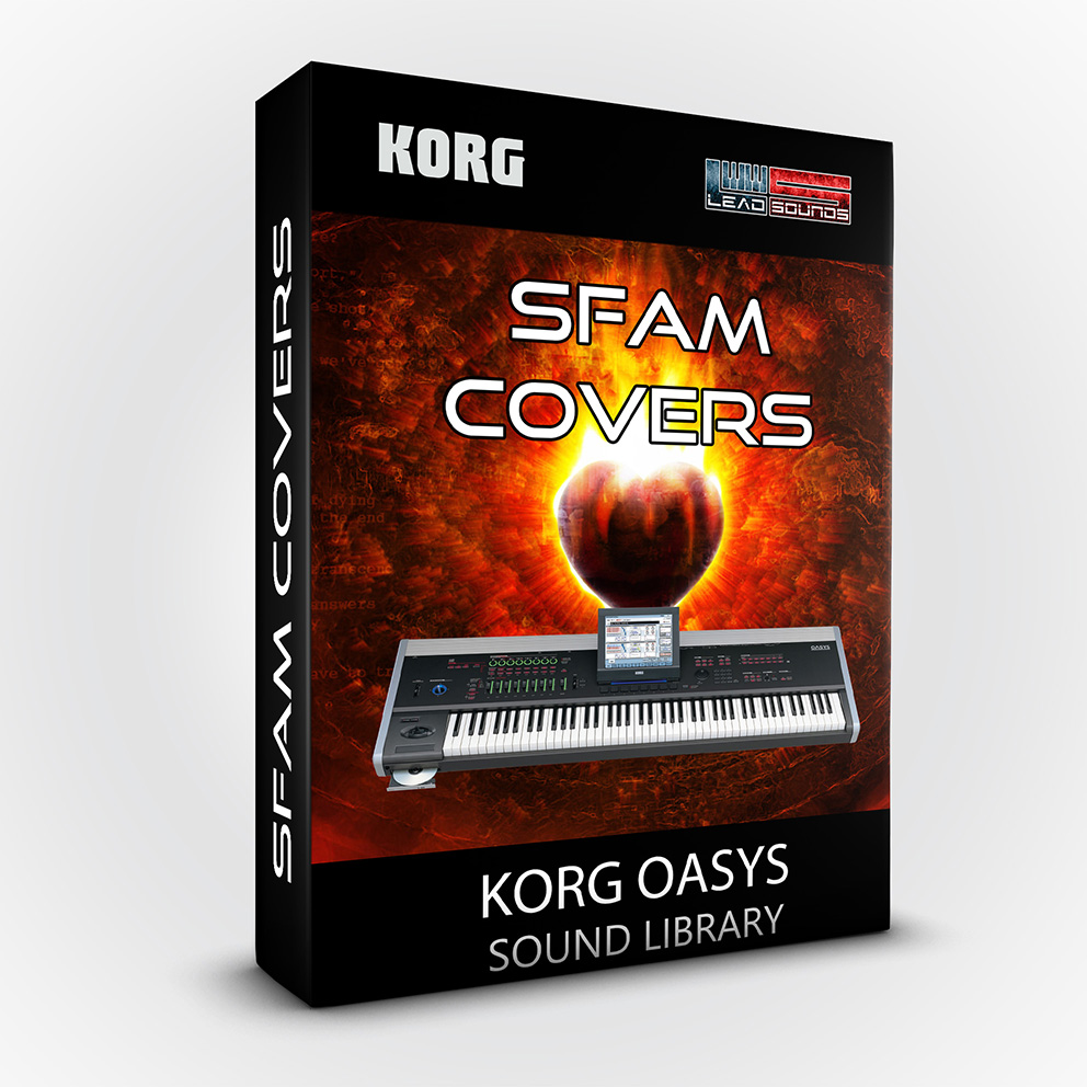 LDX90 - Sfam Covers - Korg Oasys