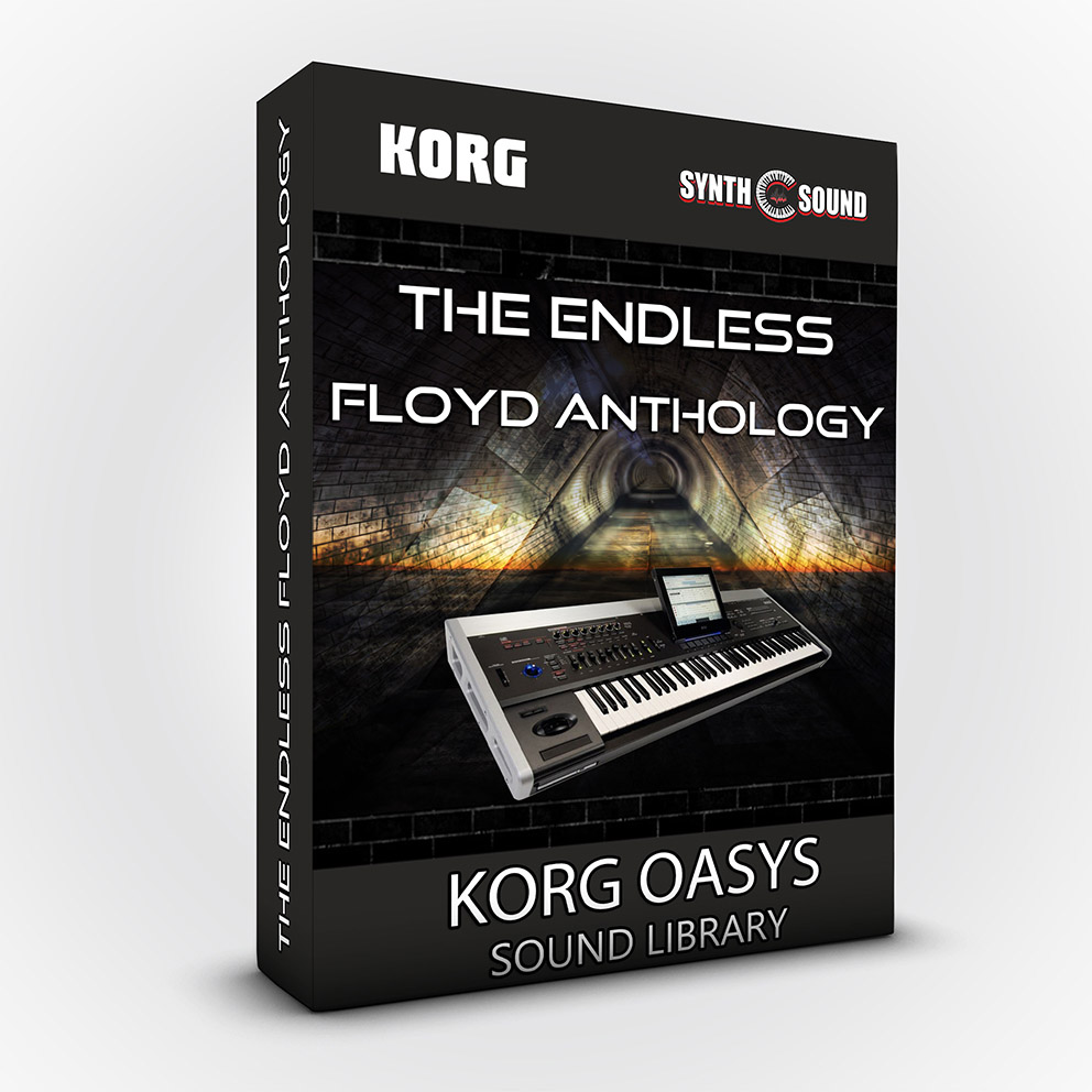 SSX08 - The Endless Floyd Anthology MKI - Korg Oasys