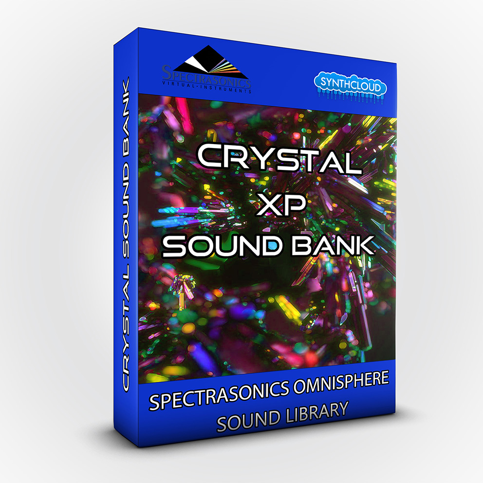 SCL140 - Crystal XP Sound Bank  - Spectrasonics Omnisphere 2