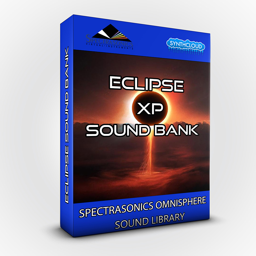 SCL138 - Eclipse XP Sound Bank  - Spectrasonics Omnisphere 2