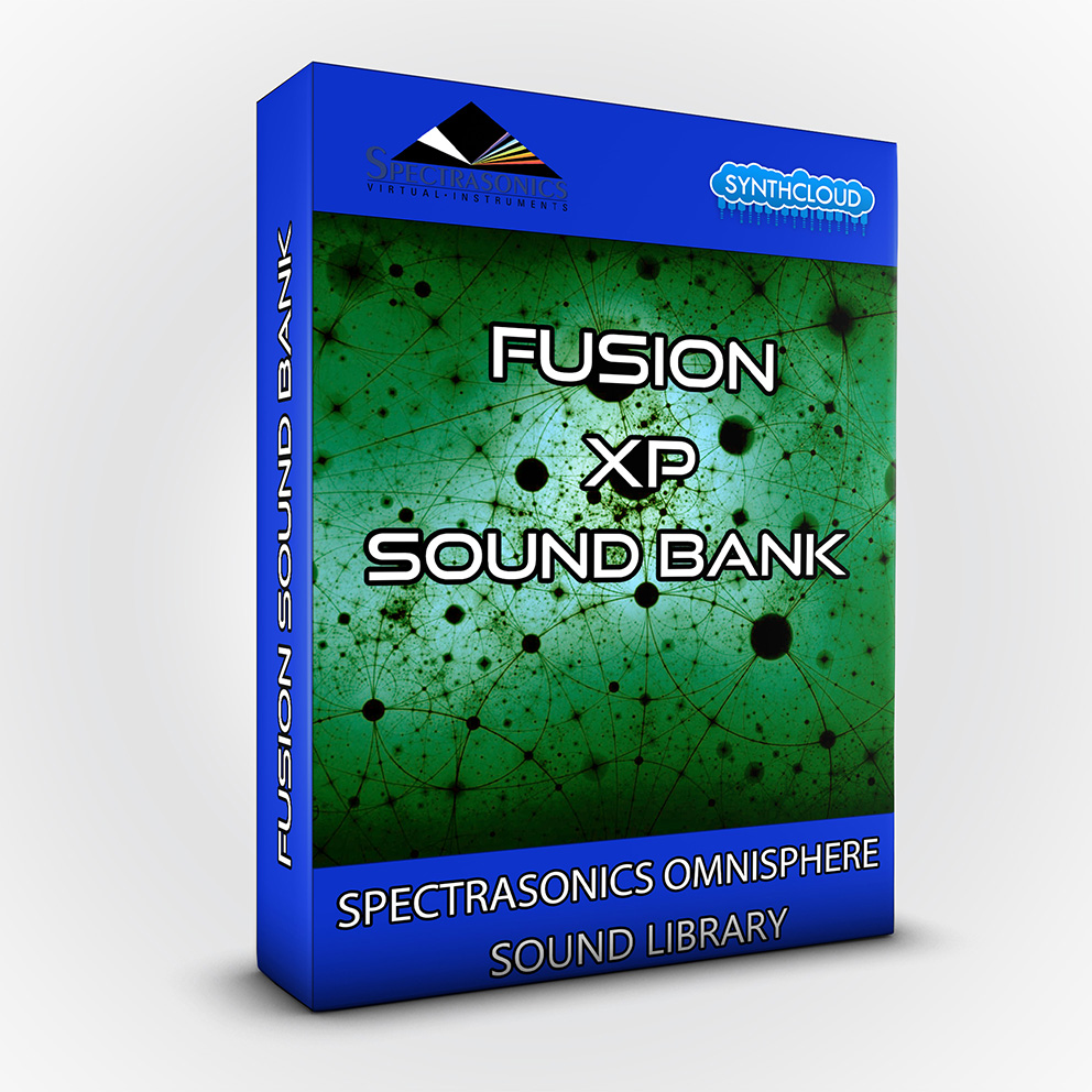 SCL139 - Fusion XP Sound Bank  - Spectrasonics Omnisphere 2