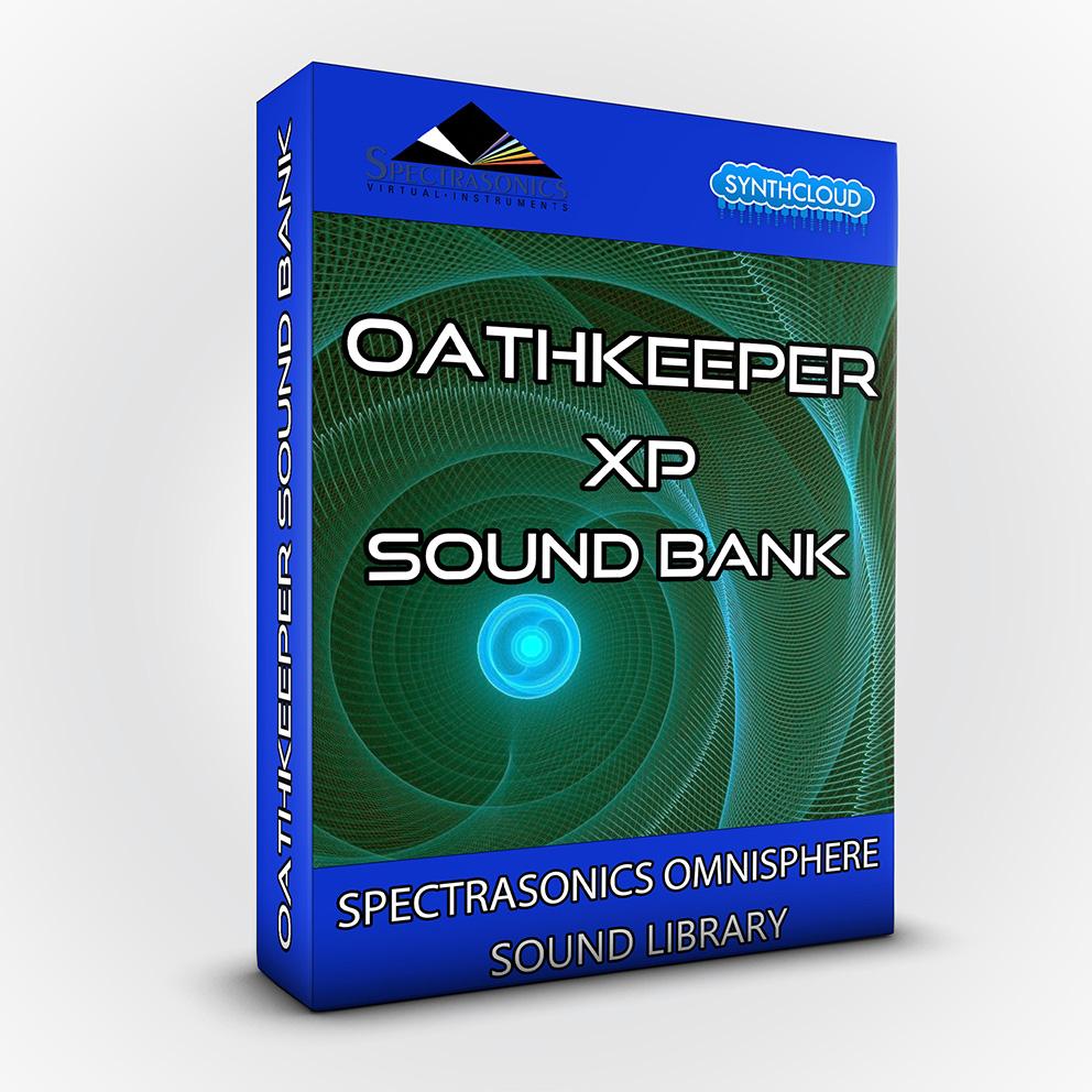 SCL137 - Oathkeeper XP Sound Bank  - Spectrasonics Omnisphere 2