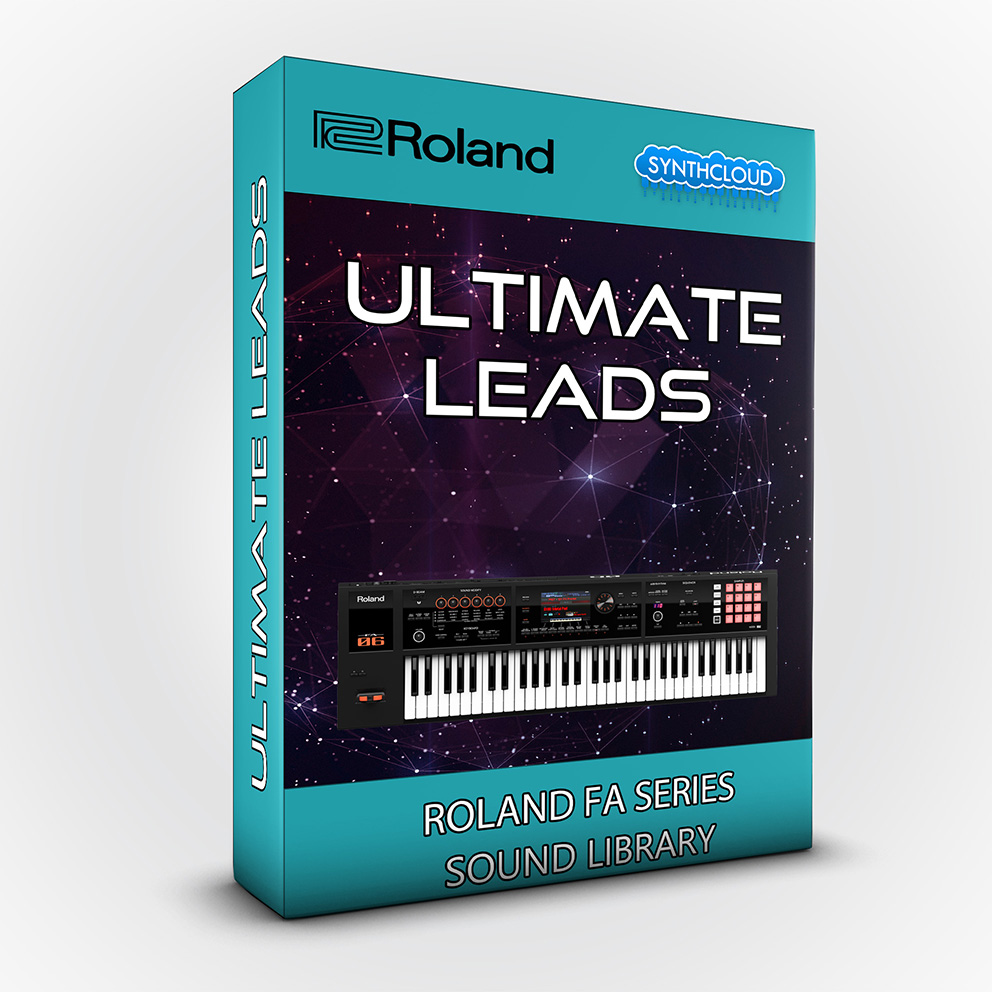 LDX182 - Ultimate Leads - Roland FA Series
