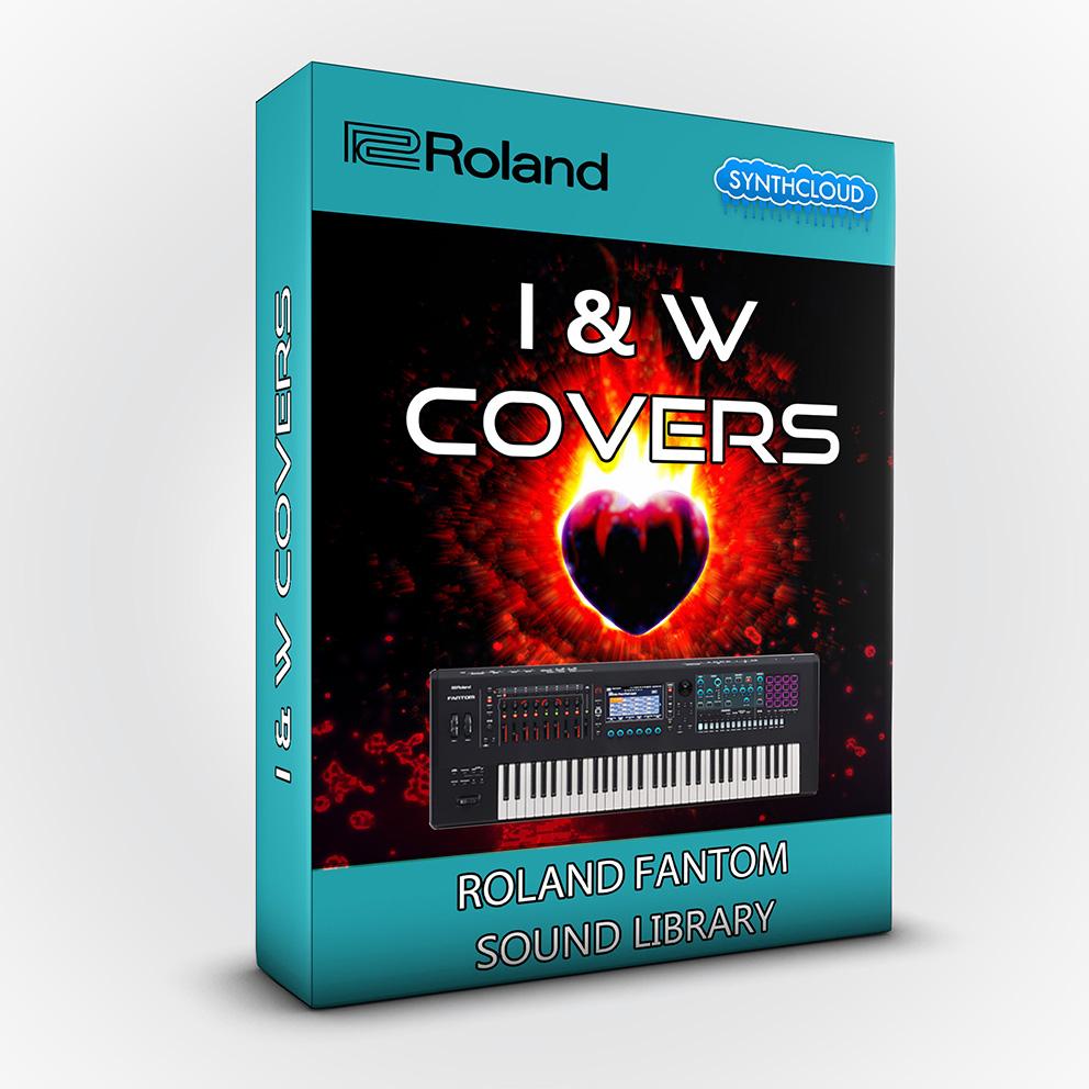 SCL240 - I&W Covers - Roland Fantom