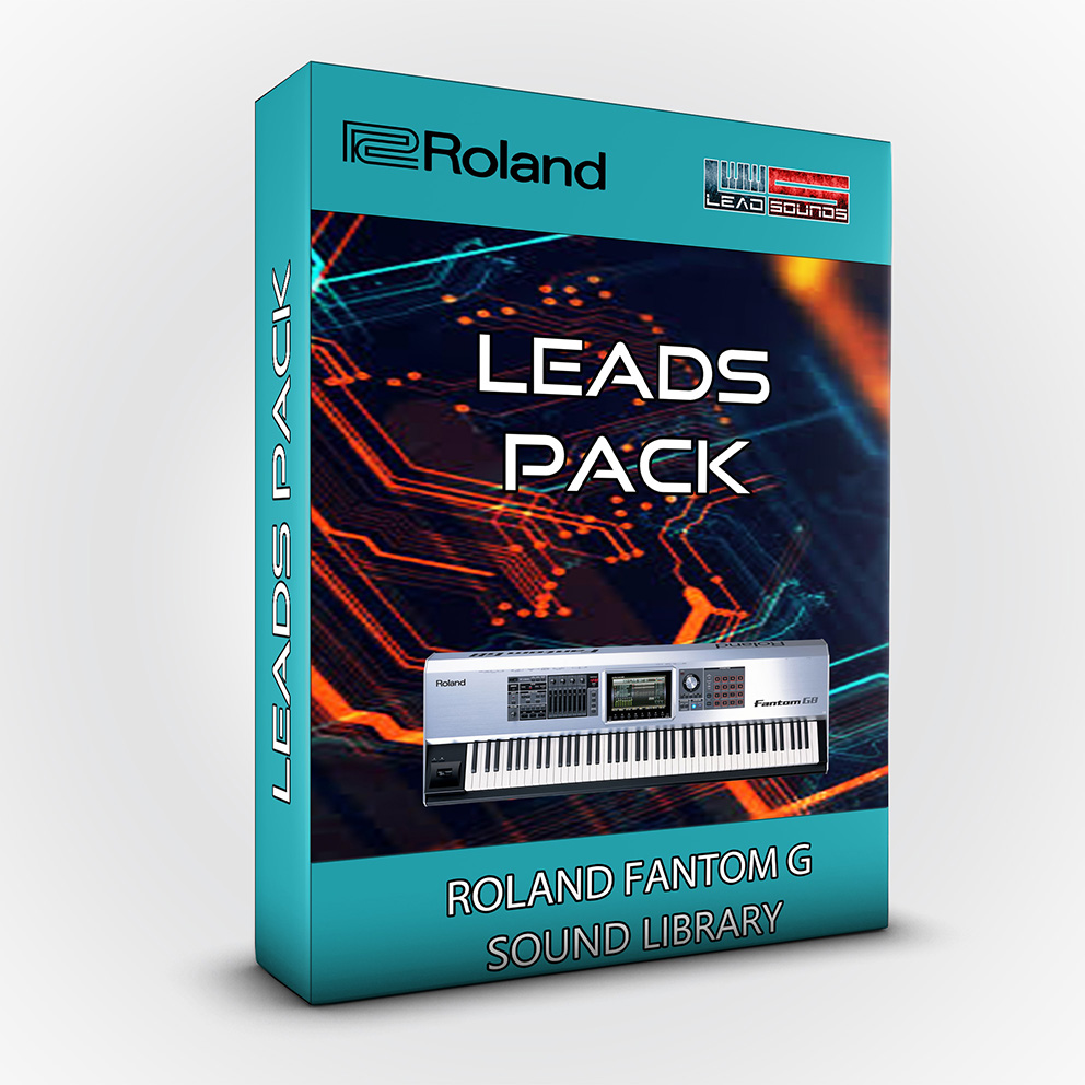 Leads Pack - Roland Fantom G