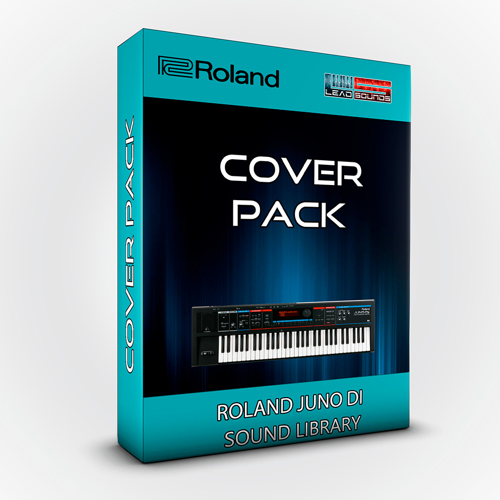 SCL31 - Cover Pack - Roland Juno Di