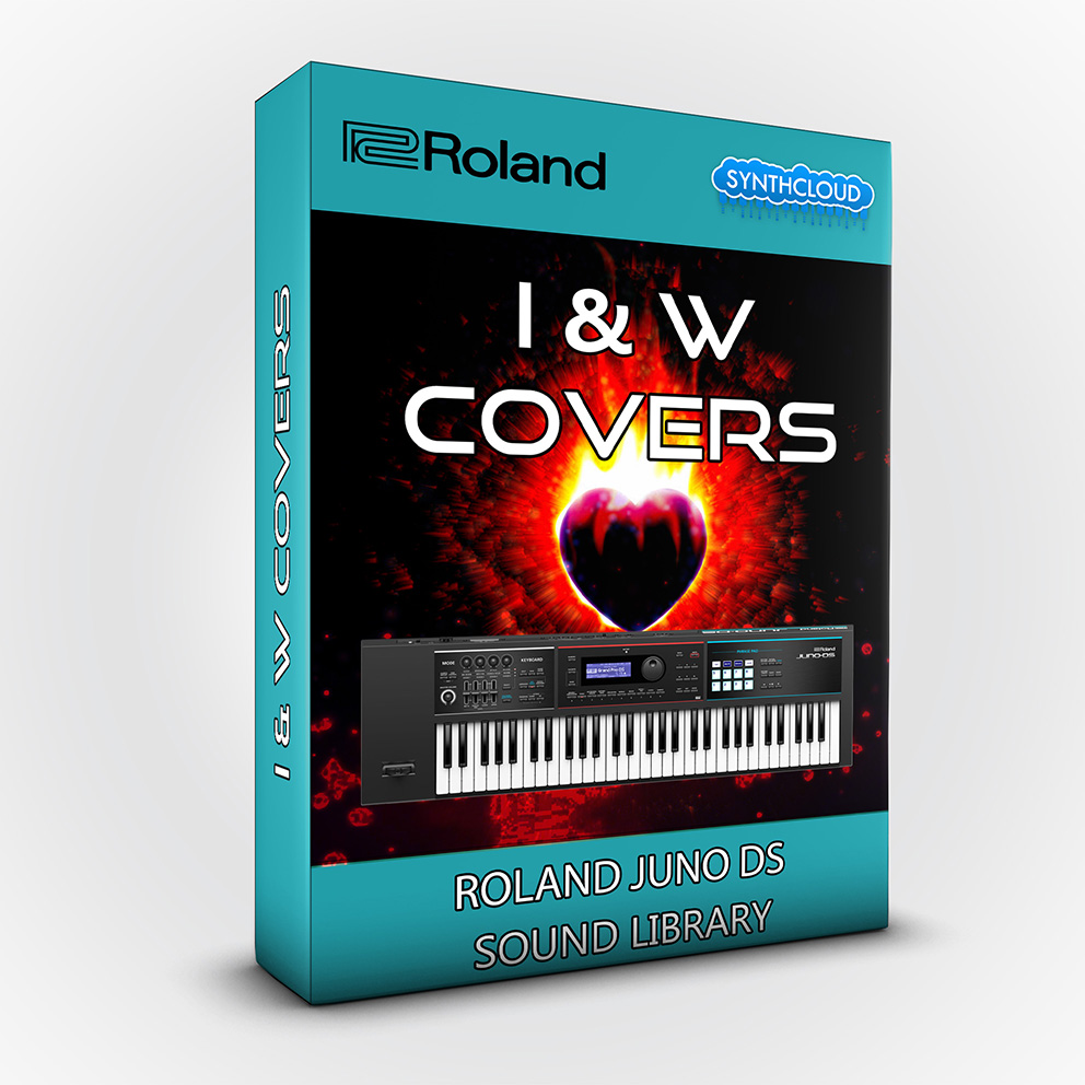 SCL240 - I&W Covers - Roland Juno-DS