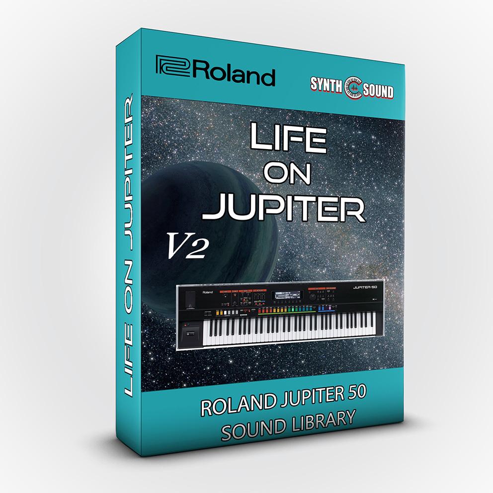 SSX121 - Life On Jupiter V.2 - Roland Jupiter 50