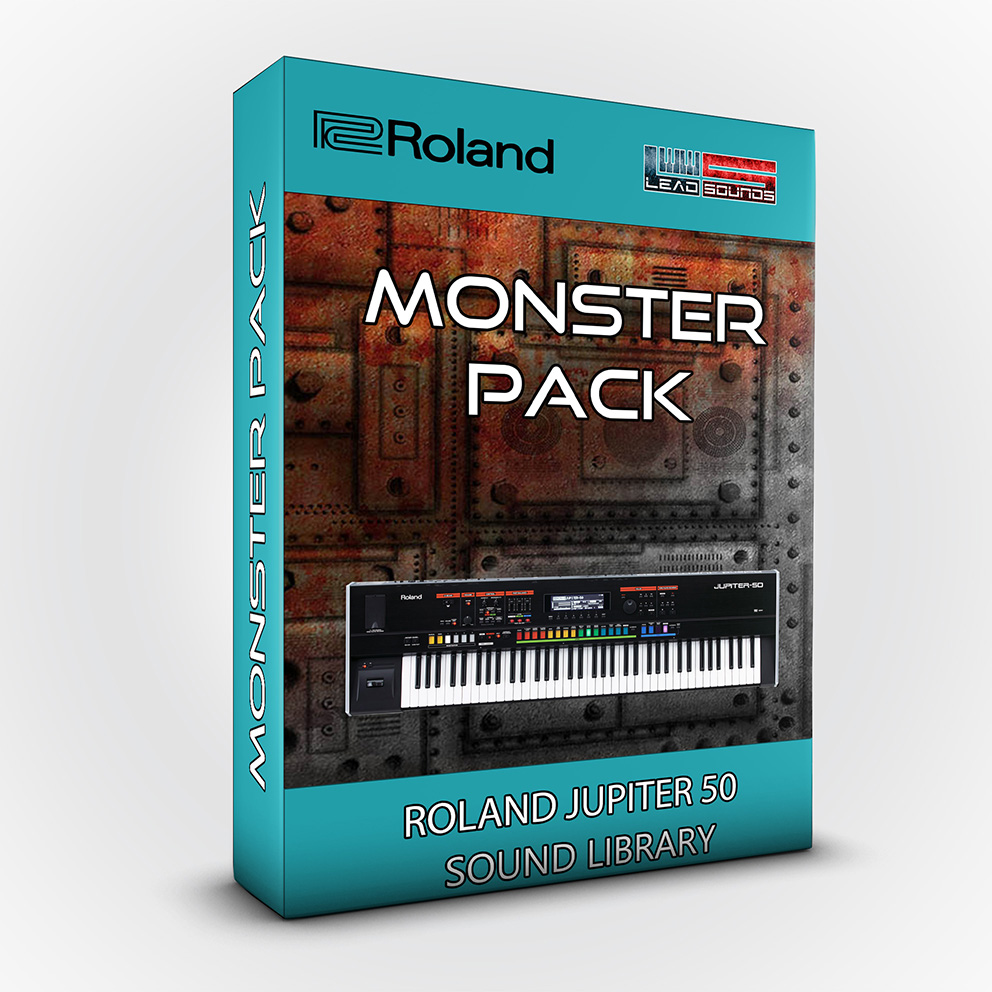 LDX171 - Monster Pack - Roland Jupiter 50