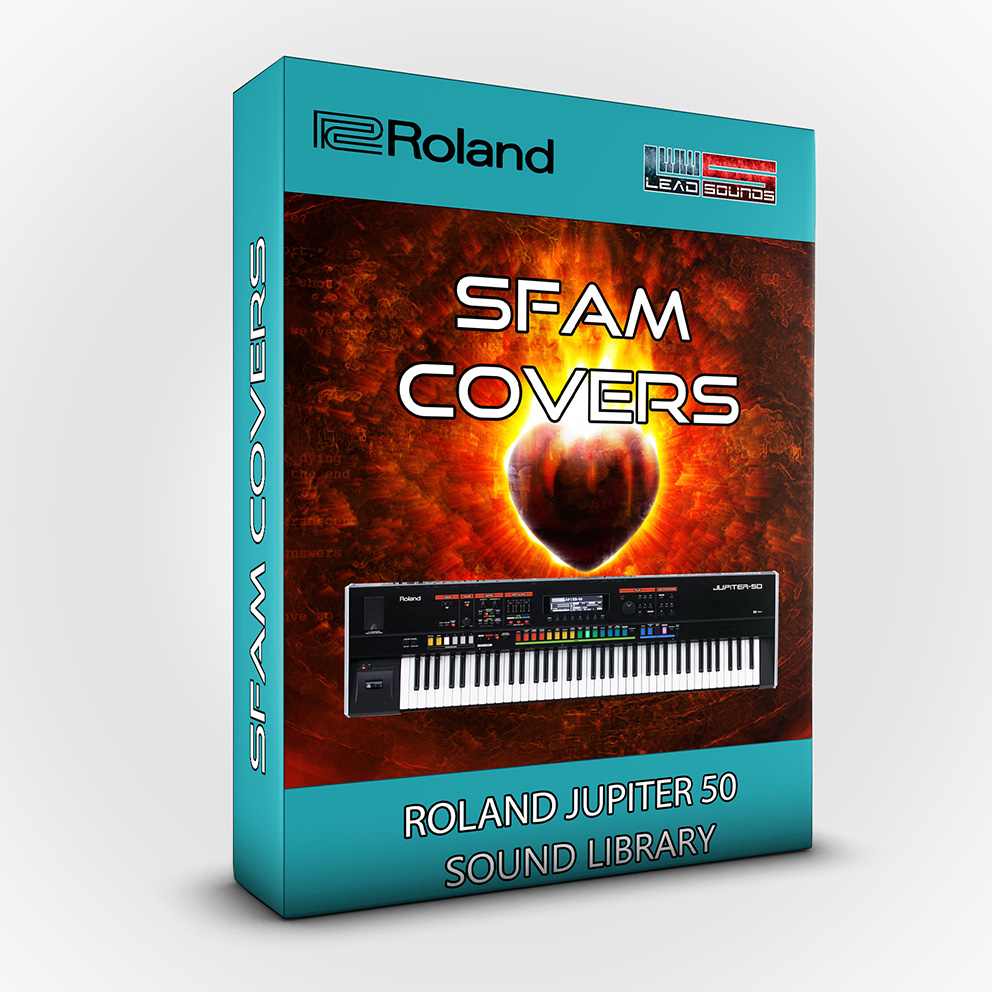 LDX106 - Sfam Covers - Roland Jupiter 50