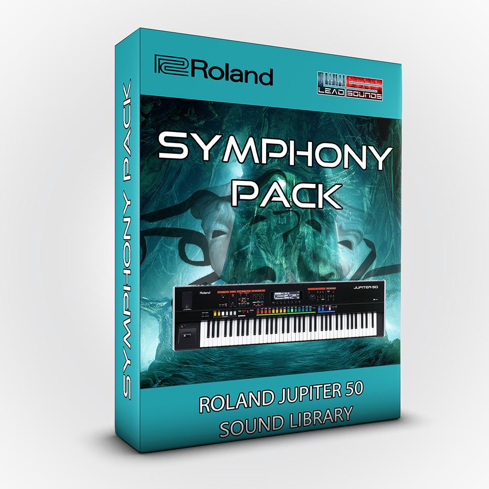 LDX104 - Symphony Pack - Roland Jupiter 50