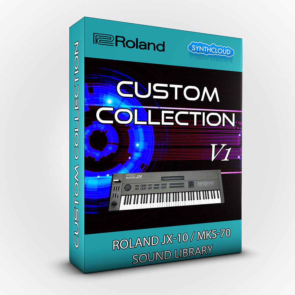 SCL33 - Custom Collection V1 - Roland JX-10 / MKS-70