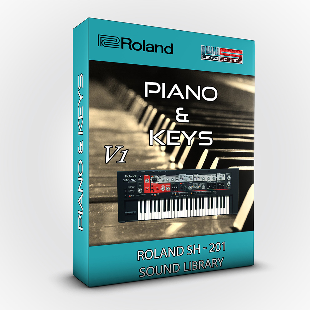 SCL30 - Piano & Keys V1 - Roland SH201