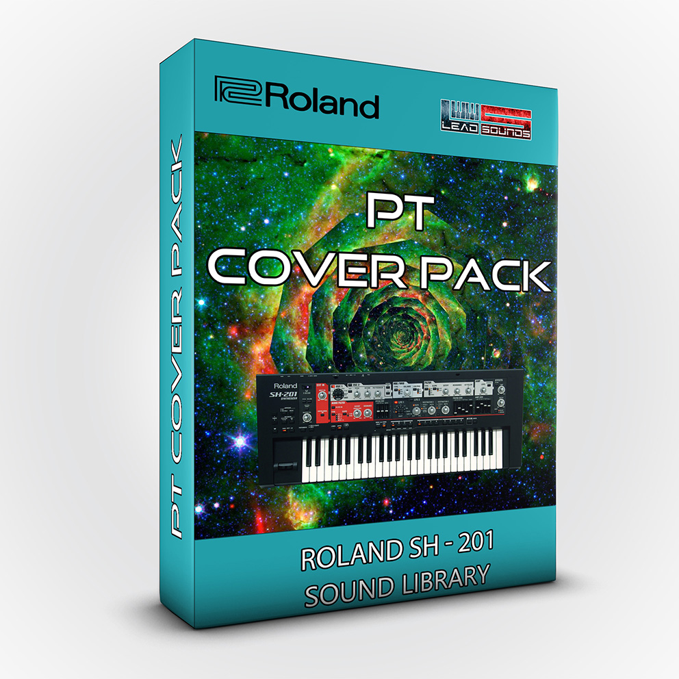 SCL29 - Porcupine Tree Cover Pack - Roland SH201
