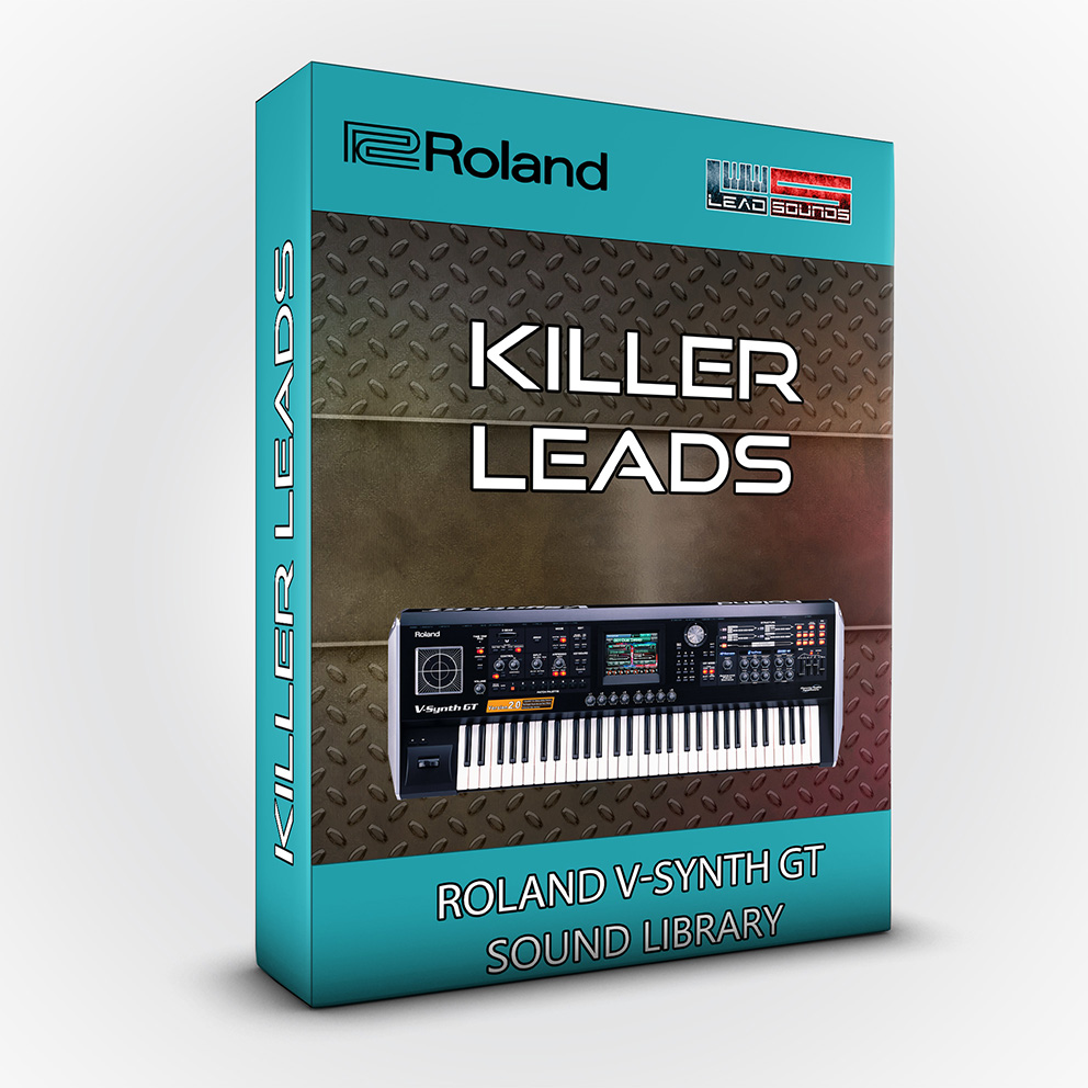 SCL95 - Killer Leads - Roland VSynth GT
