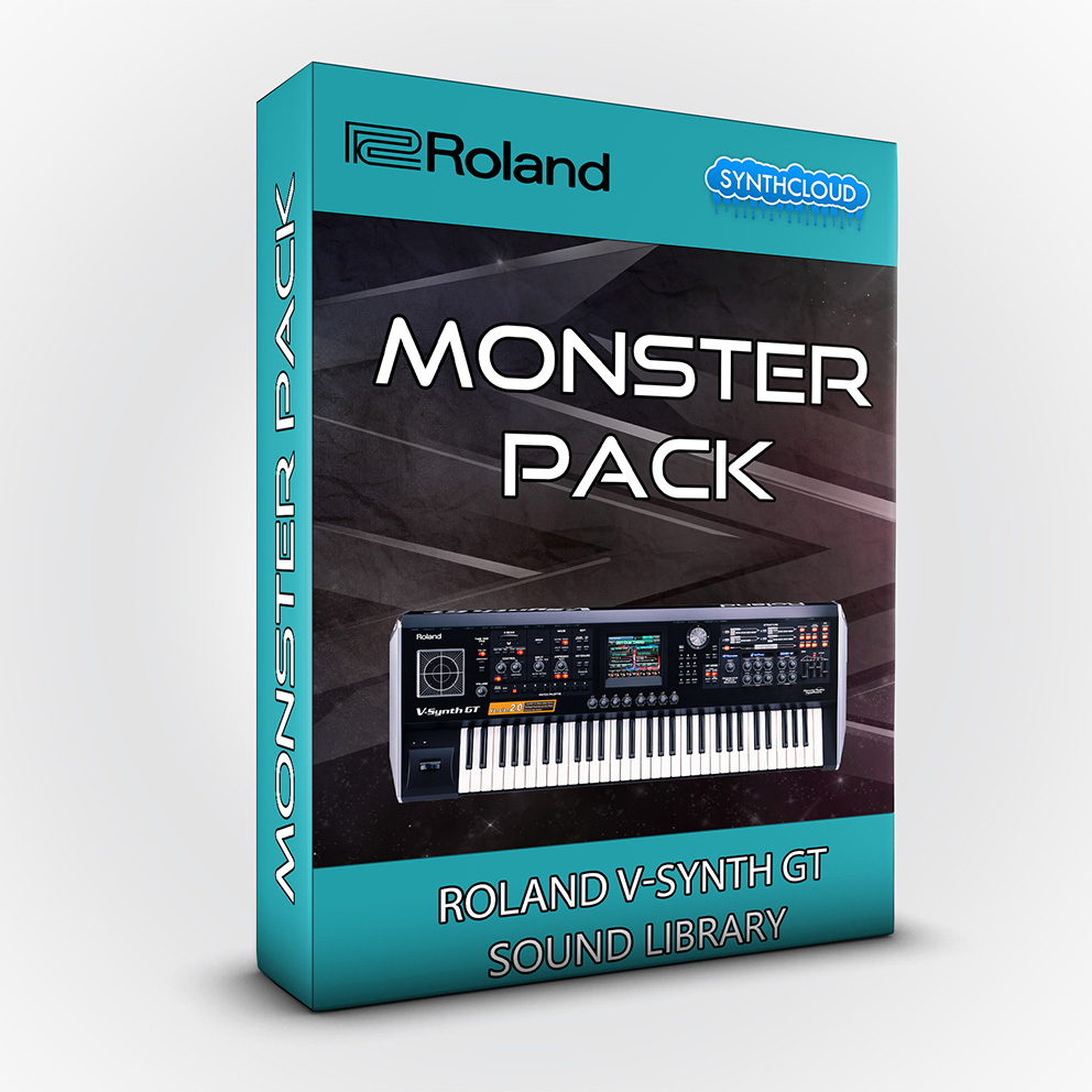 SCL97 - Monster Pack - Roland V-Synth GT