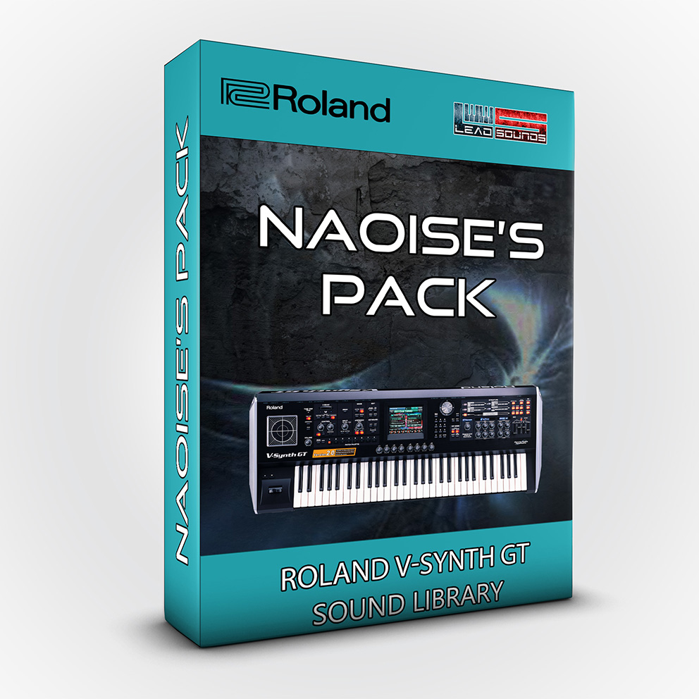 SCL96 - Naoise's Pack - Roland V-Synth GT