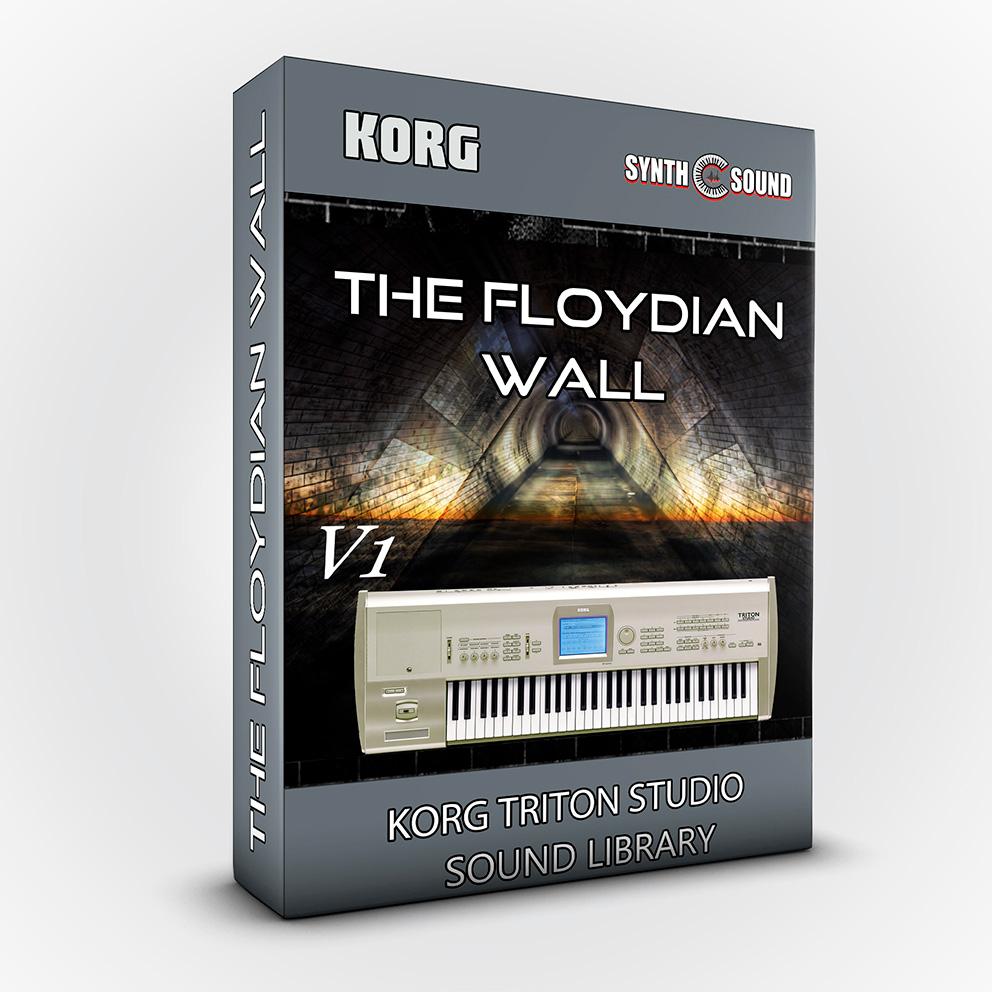 The Floydian Wall V.1 - Korg Triton STUDIO