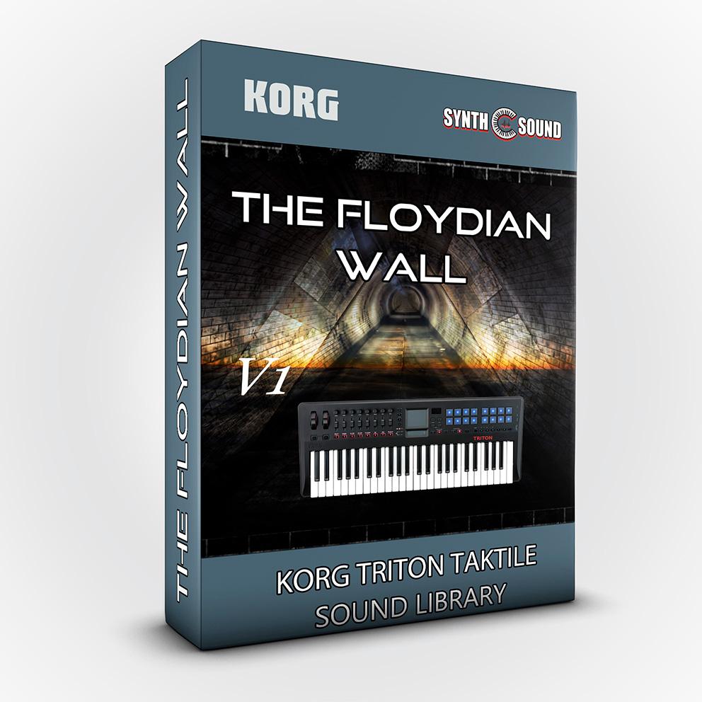 SSX101 - The Floydian Wall V.1 - Korg Triton Taktile