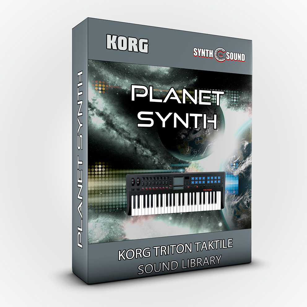 SSX104 - Planet Synth - Korg Triton Taktile