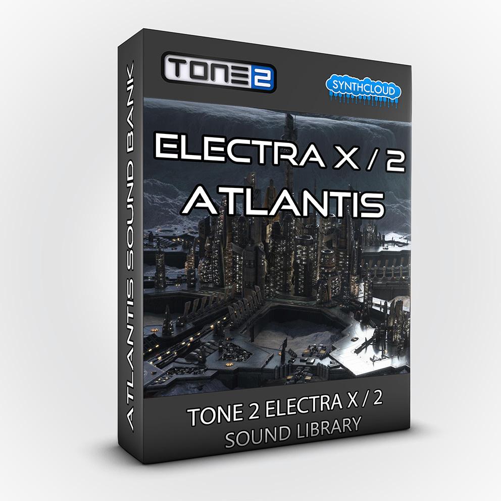 SCL143 - Electra X / 2 Atlantis  - Tone 2 Electra X / 2