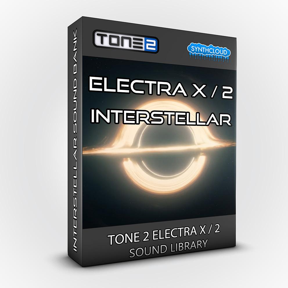 SCL144 - Electra X / 2 Interstellar  - Tone 2 Electra X / 2