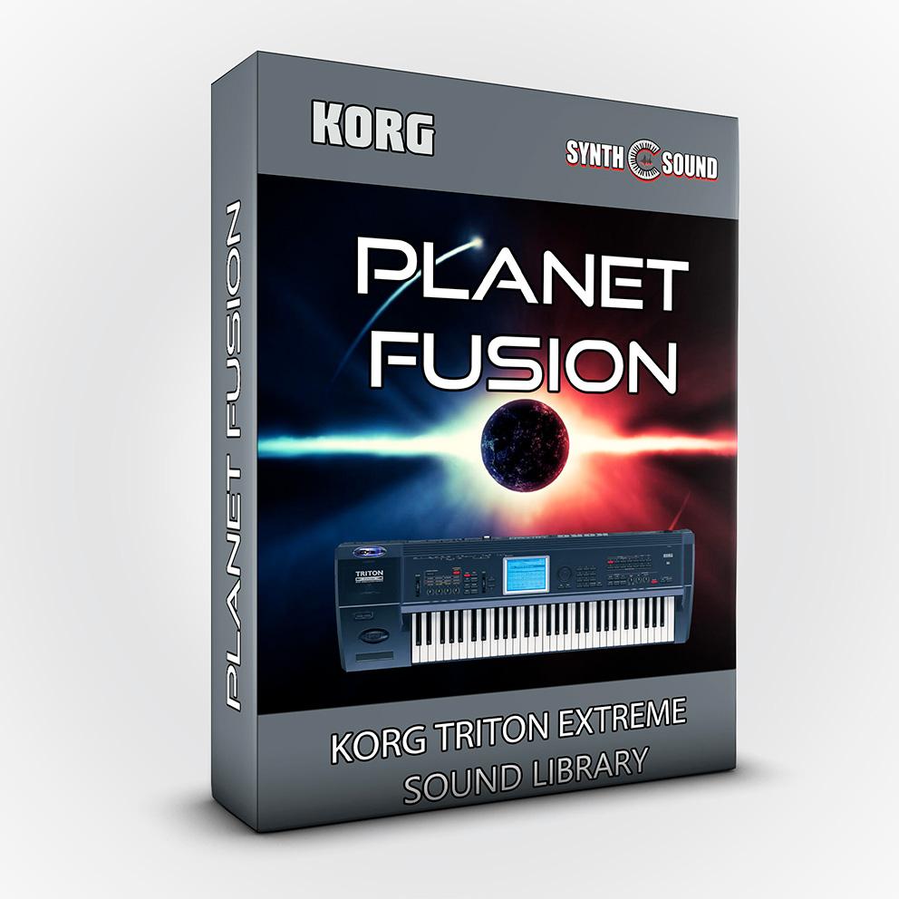SSX108 - Planet Fusion - Korg Triton EXTREME