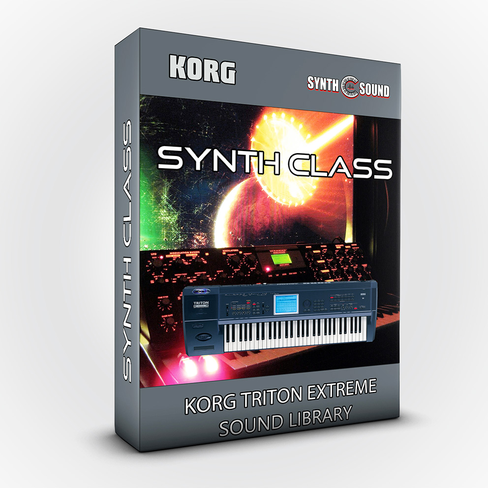 SSX113 - Synth Class - Korg Triton EXTREME