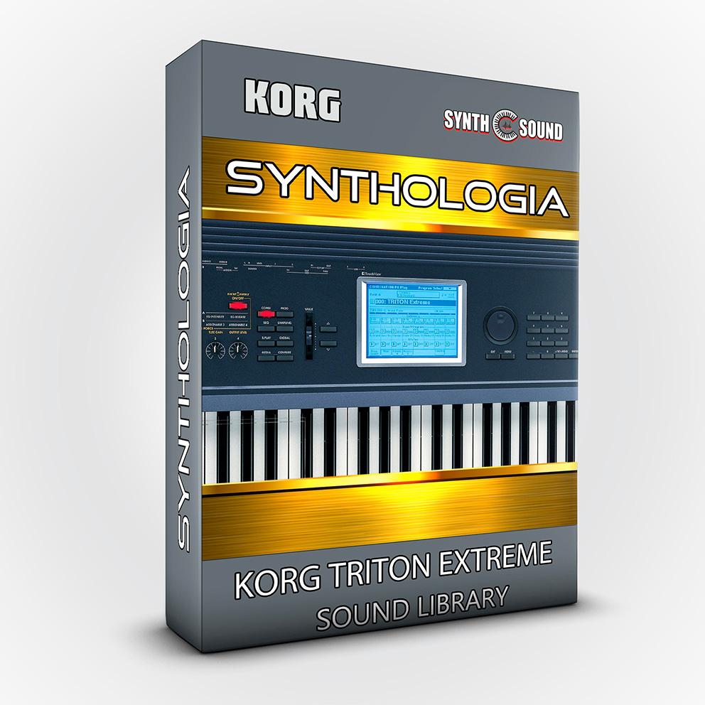 Synthologia V1 - Korg Triton EXTREME